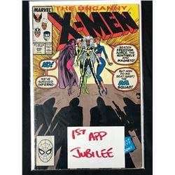 THE UNCANNY X-MEN #244 (MARVEL COMICS) *1ST APPEARANCE JUBILEE*