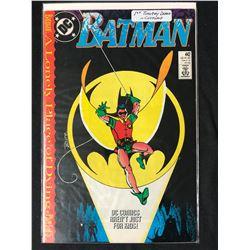 BATMAN #442 (DC COMICS) -1ST TIMOTHY DRAKE IN COSTUME-