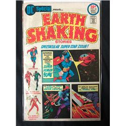 EARTH SHAKING STORIES #18 (DC COMICS)