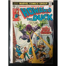 HOWARD THE DUCK #2 (MARVEL COMICS)