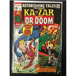 KAZAR & DR. DOOM #4 (MARVEL COMICS)