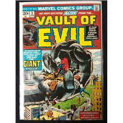VAULT OF EVIL #9 (MARVEL COMICS)