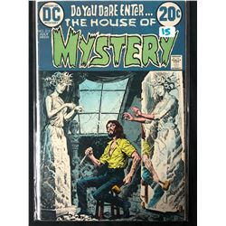 HOUSE OF MYSTERY #215 (DC COMICS)