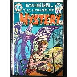 HOUSE OF MYSTERY #222 (DC COMICS)