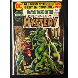 HOUSE OF MYSTERY #204 (DC COMICS)
