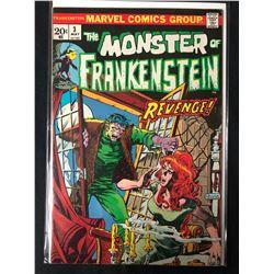 THE MONSTER OF FRANKENSTEIN #3 (MARVEL COMICS)