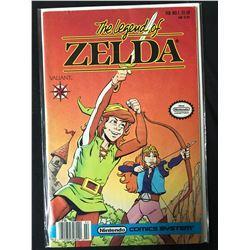 THE LEGENDS OF ZELDA #1 (NINTENDO COMICS SYSTEM)