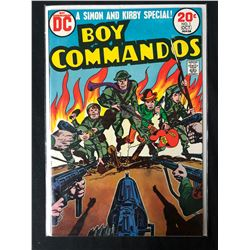 BOY COMMANDOS #1 (DC COMICS)