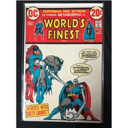 WORLD'S FINEST #217 (DC COMICS)