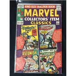 MARVEL COLLECTORS' ITEM CLASSICS #1 (MARVEL COMICS) *KING-SIZE BULLPEN BOOK*