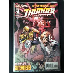 THUNDER AGENTS #1 (DC COMICS)