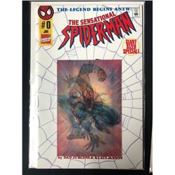 THE SENSATIONAL SPIDER-MAN #0 (MARVEL COMICS)