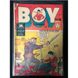 BOY ILLUSTORIES #68 COMIC BOOK