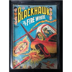 BLACKHAWK THE FIRE WHEEL #85 (QUALITY COMICS)