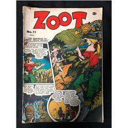 ZOOT #11 COMIC BOOK