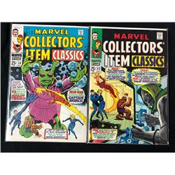 MARVEL COLLECTORS' ITEMS CLASSICS #18/ #17 (MARVEL COMICS)