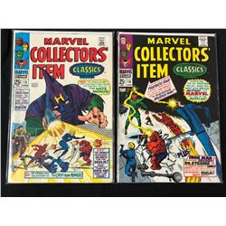MARVEL COLLECTORS' ITEMS CLASSICS #15/ #14 (MARVEL COMICS)