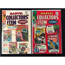 MARVEL COLLECTORS' ITEMS CLASSICS #11/ #10 (MARVEL COMICS)
