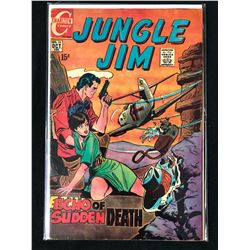 JUNGLE JIM #26 (CHARLTON COMICS)