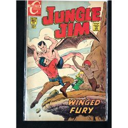 JUNGLE JIM #27 (CHARLTON COMICS)