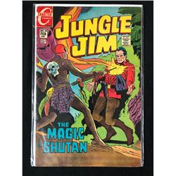JUNGLE JIM #28 (CHARLTON COMICS)