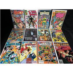 COMIC BOOK LOT (X-MEN/ RED SONJA/ TEEN TITANS...)