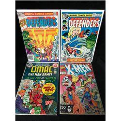 COMIC BOOK LOT (X-MEN/ DEFENDERS...)