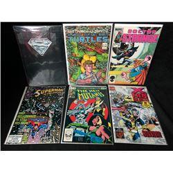COMIC BOOK LOT (SUPERMAN/ DR. STRANGE/ X-MEN...)