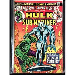 HULK & SUB-MARINER #48 (MARVEL COMICS)