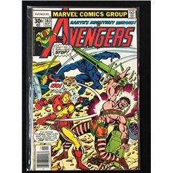 THE AVENGERS #163 (MARVEL COMICS)