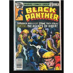 BLACK PANTHER #12 (MARVEL COMICS)