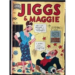 JIGGS & MAGGIE #12 (STANDARD COMICS)
