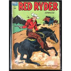 VINTAGE RED RYDER COMIC BOOK (DELL COMICS)