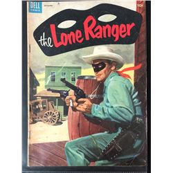VINTAGE THE LONE RANGER COMIC BOOK (DELL COMICS)