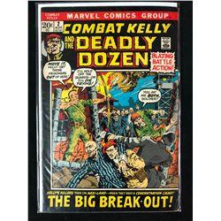 COMBAT KELLY & THE DEADLY DOZEN #2 (MARVEL COMICS)