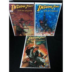 INDIANA JONES COMIC BOOK LOT (DARK HORSE COMICS)