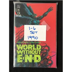 1990 WORLD WITHOUT END (#1-6 SET)
