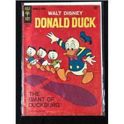 VINTAGE DONALD DUCK COMIC BOOK (GOLD KEY COMICS)