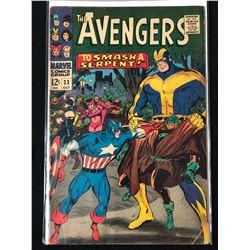 THE AVENGERS #33 (MARVEL COMICS)