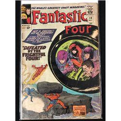 FANTASTIC FOUR #38 (MARVEL COMICS)