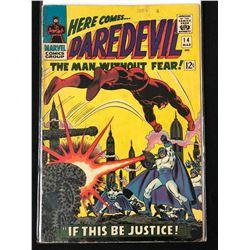 DAREDEVIL #14 (MARVEL COMICS)