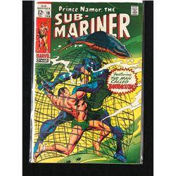 SUB-MARINER #10 (MARVEL COMICS)