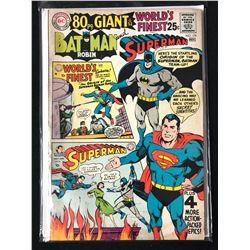 WORLD'S FINEST BATMAN/ROBIN & SUPERMAN #179 (DC COMICS)