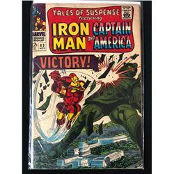 TALES OF SUSPENSE FEATURING IRON MAN & CAPTAIN AMERICA #83 (MARVEL COMICS)