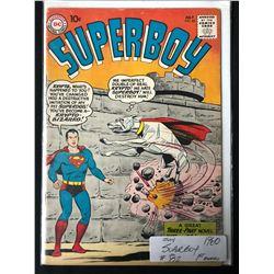 1960 SUPERBOY #82 (DC COMICS) *1ST BIZARRO*