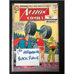 ACTION COMICS #304 (DC COMICS) *1ST APPEARANCE BLACK FLAME*