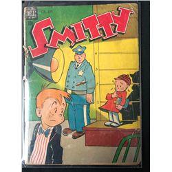 1948 SMITTY #5 (DELL COMICS)