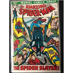 THE AMAZING SPIDER-MAN #105 (MARVEL COMICS)