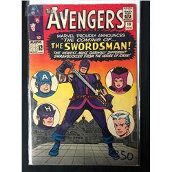 THE AVENGERS #19 (MARVEL COMICS)