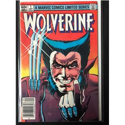 WOLVERINE #1 (A MARVEL COMICS LIMITED SERIES)